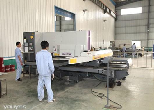 日本村田M-2048LT数控多工位冲床