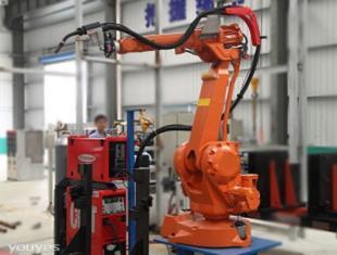 IRB2400L焊接机器人