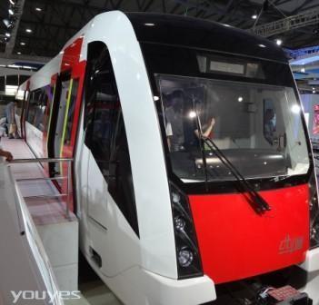 ABB为我国首列市域快轨列车提供可靠动力