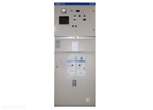 XGN24-12型高压真空断路器开关柜