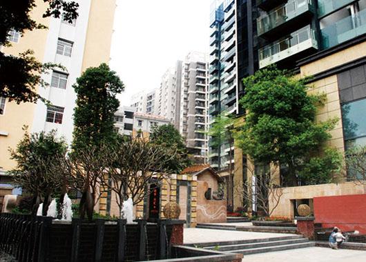 广州阿君华天汇花园
