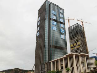 珠海横琴总部大厦