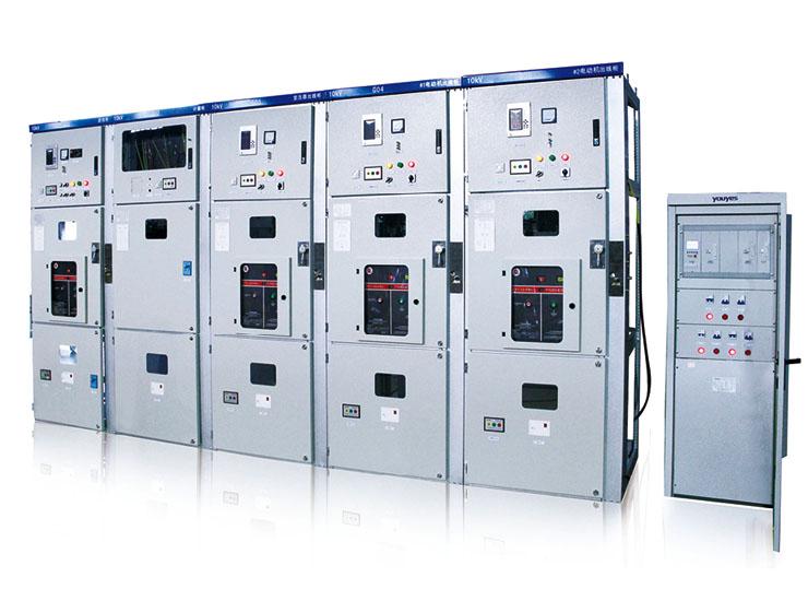 XGN66-12小型化箱型固定式金属封闭开关柜